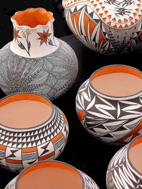 阿科马陶器