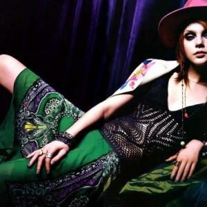时尚界的传奇:JESSICA STAM 杰西卡·史丹