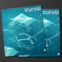 curva杂志版式设计欣赏