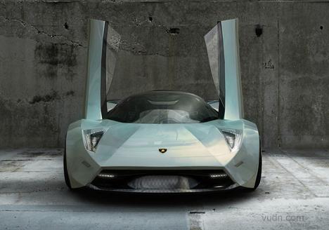 Lulian Bumbu概念车设计