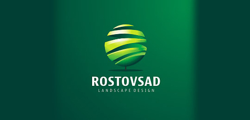 3D logo 设计作品