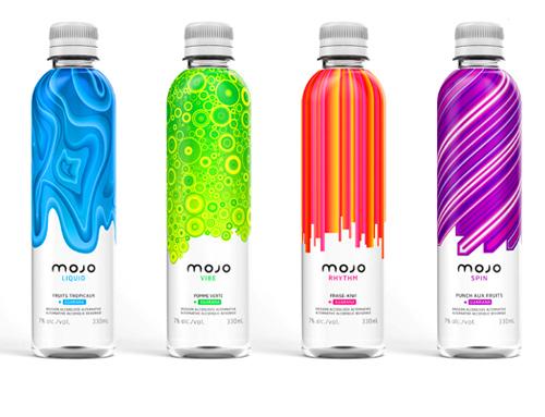 92个创意瓶子包装设计(三)