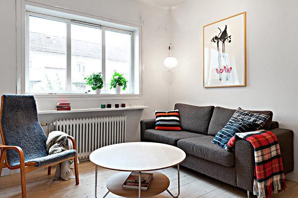开放式+收纳设计 宽敞舒适的41平小公寓