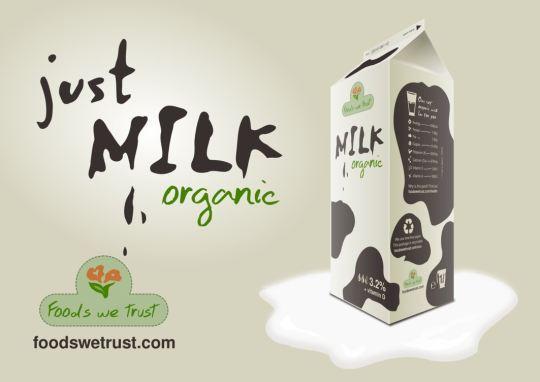 55个牛奶包装的创意设计(一)