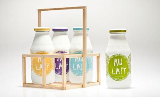 55个牛奶包装的创意设计(二)