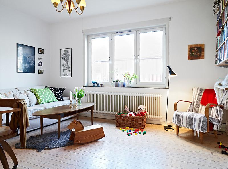 48平米春天花房般的公寓
