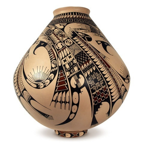 """Mata Ortiz """"Paquime Pottery"""""""