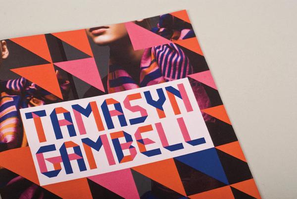 Tamasyn Gambell丝巾品牌