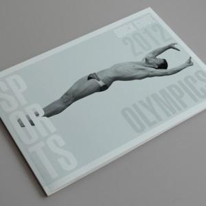 Sports Guide运动介绍手册设计