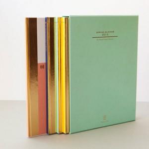 Massimo Dutti服饰品牌宣传画册设计