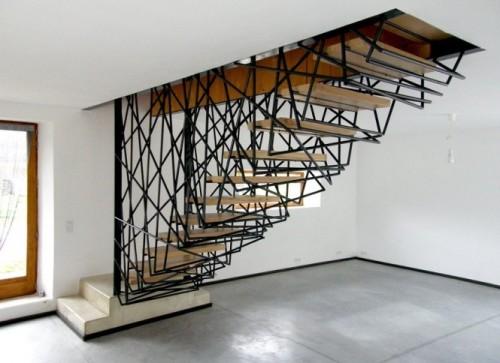 创意室内楼梯设计