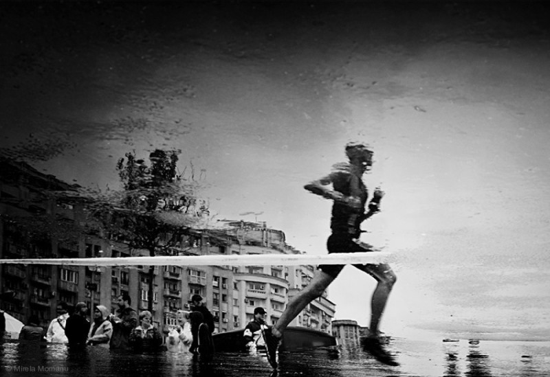 Finish line by Mirela Momanu