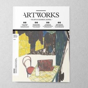 艺术作品和艺术杂志——编辑设计方向