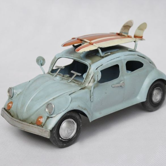 Handmade Antique Model Kit Car-Beetle