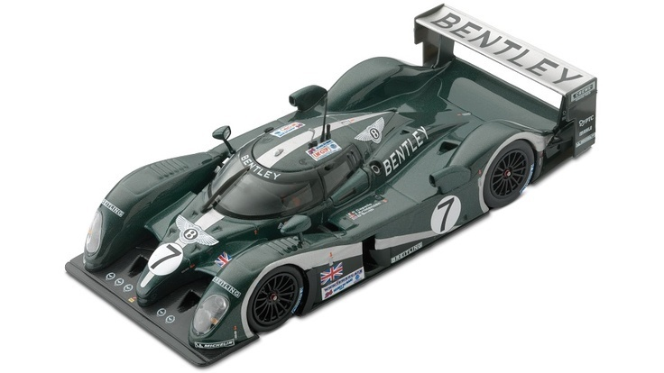 Bentley Collection : Scale Model Cars - The Bentley Speed 8