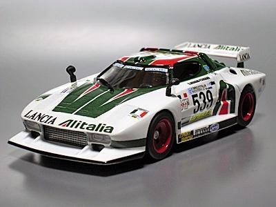 Lancia Strato's turbo