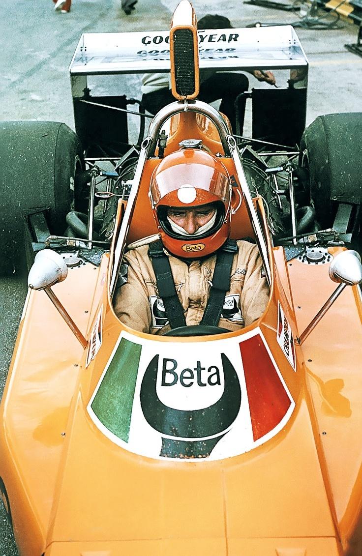 Formula 1 / Vittorio Brambilla /March