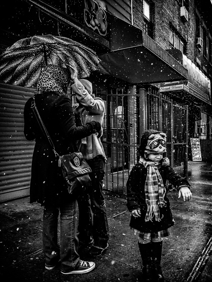 《街照片的一天布什克|纽约布鲁克林》 by Jonathan Auch