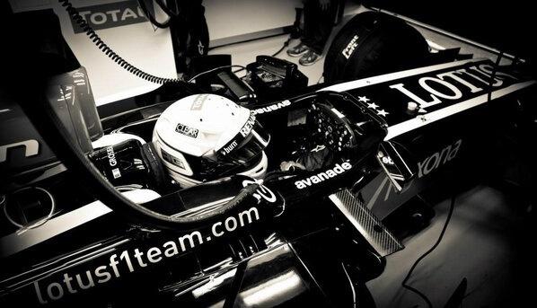 Lotus F1 Team (Lotus_F1Team) on Twitter