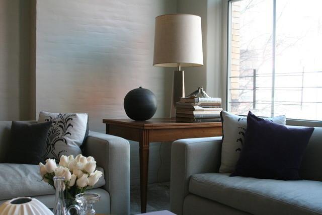 宽敞明亮三居室 清新艺术公寓房