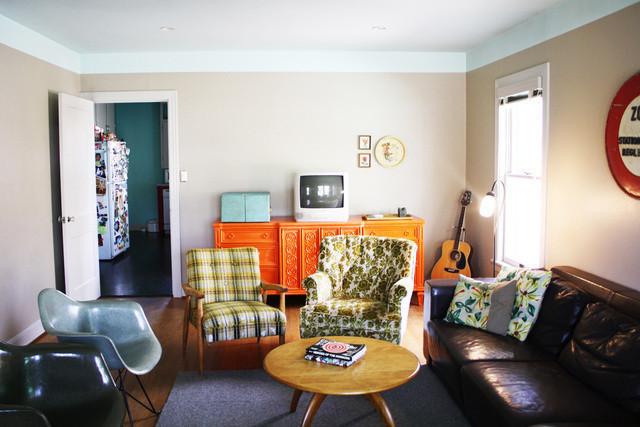 家中有老人 三居室简约富裕装