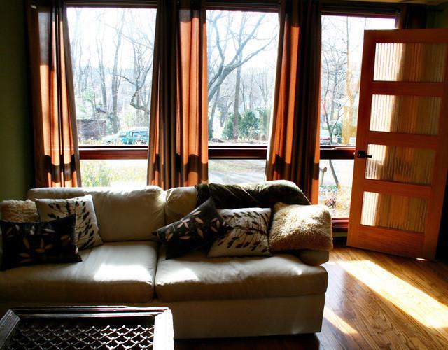 现代中式混搭 大气古典公寓