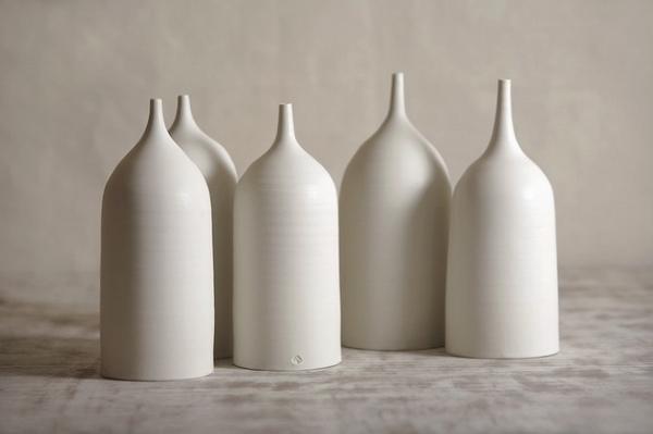 法国艺术家Nathalie Dérouet手工陶瓷作品