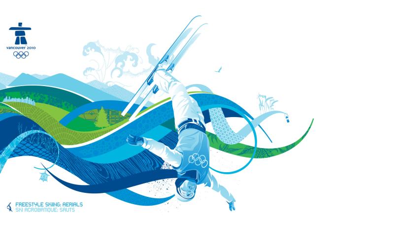 温哥华2010年冬奥会壁纸下载