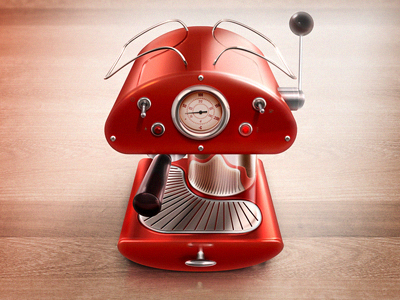 咖啡机图标