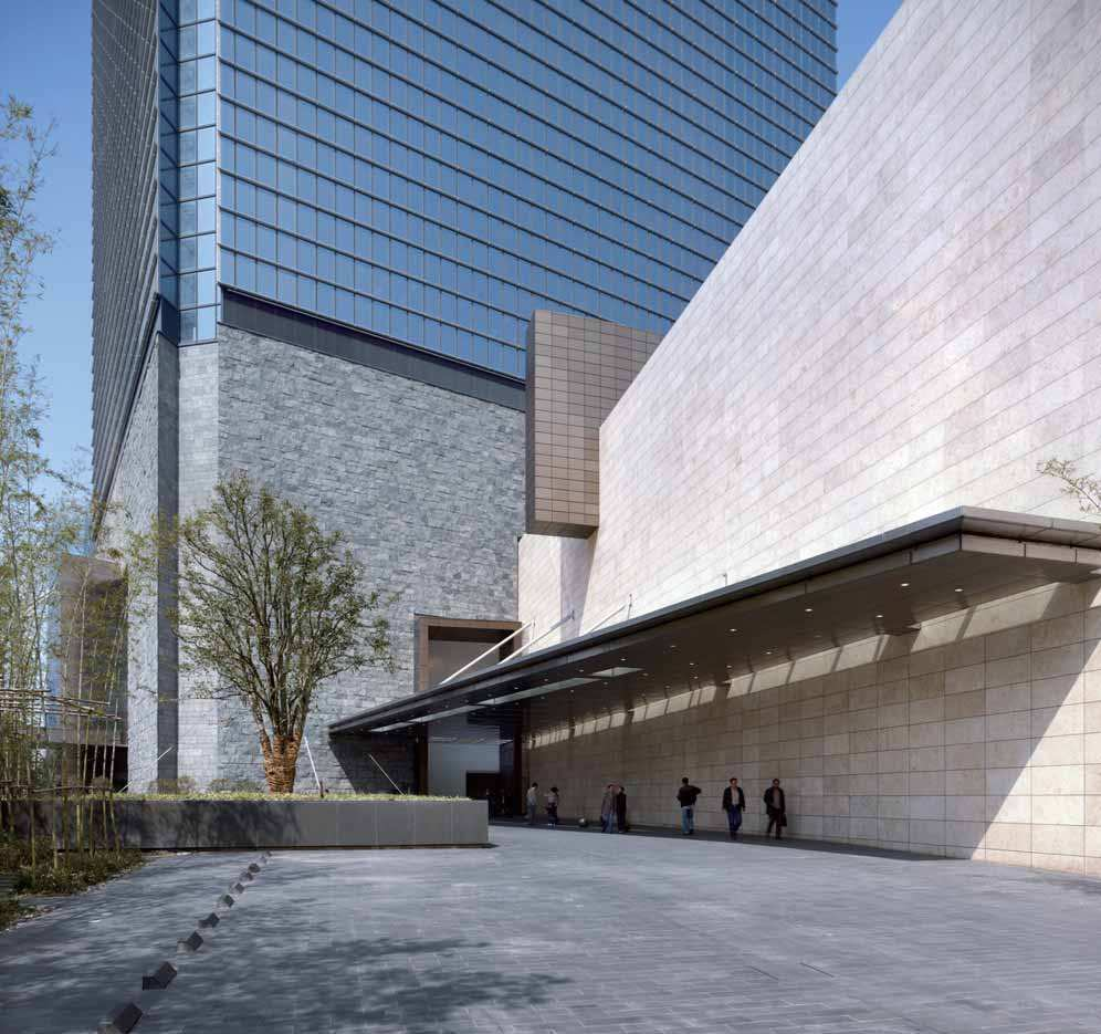 上海柏悦酒店 Park Hyatt Shanghai