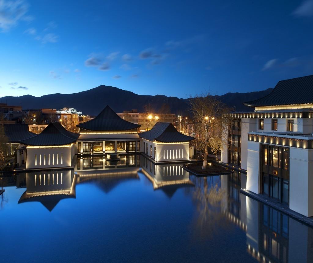 拉萨瑞吉度假酒店 St. Regis Lhasa Resort