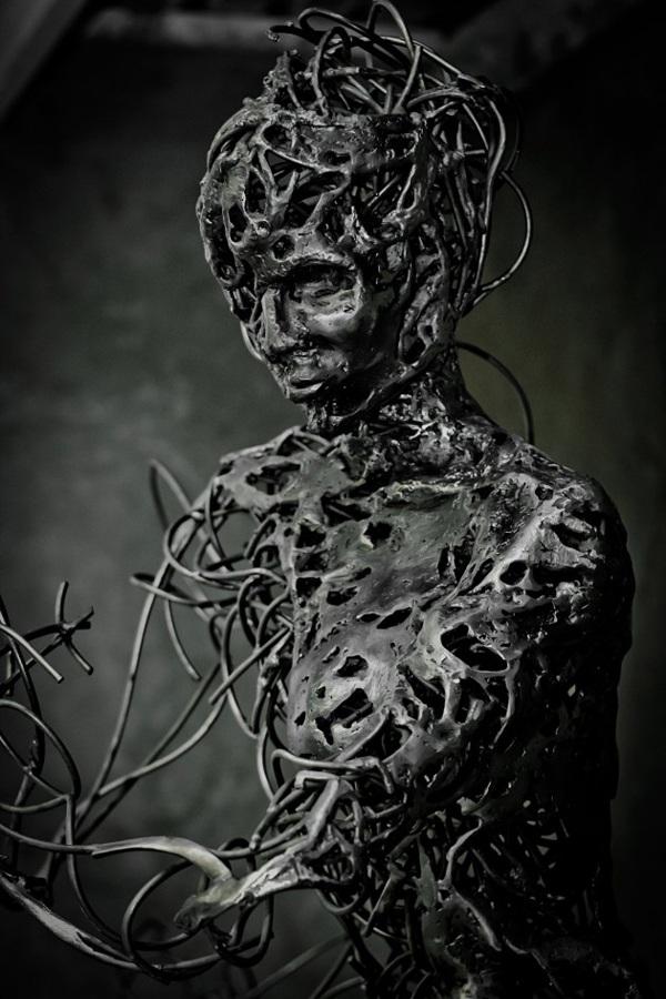 Regardt van der Meulen雕塑作品