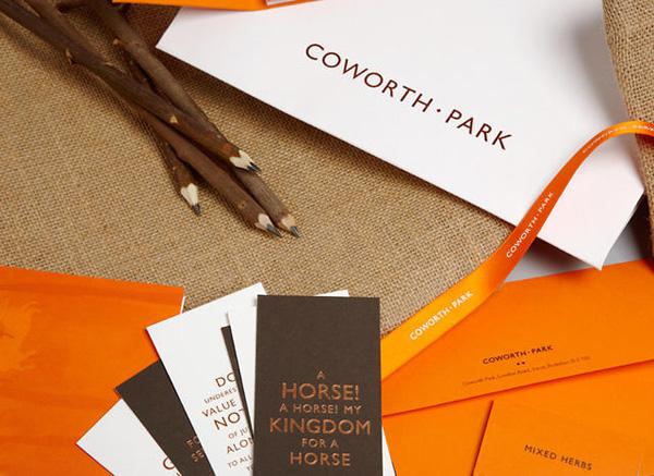 Coworth Park酒店品牌设计