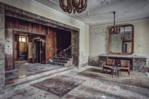 世界上那些宏伟的废弃旅馆