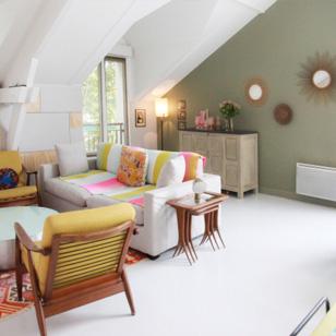 精致漂亮的阁楼空间设计