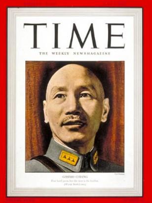时代周刊上的中国人