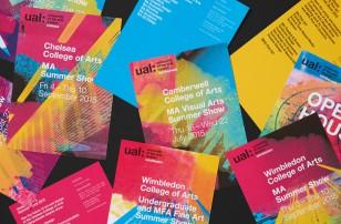 伦敦艺术大学夏季推广设计