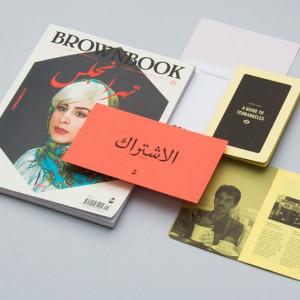 Brownbook杂志设计欣赏