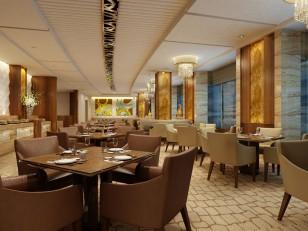 国外的中国风格酒店室内设计