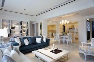 豪华的客厅装修设计