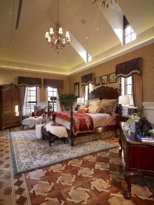 豪华欧式家居室内设计