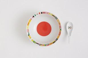 日本拉面碗跨界设计展