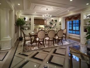 戴昆-枫丹白露-远洋万和城法式大宅样板间