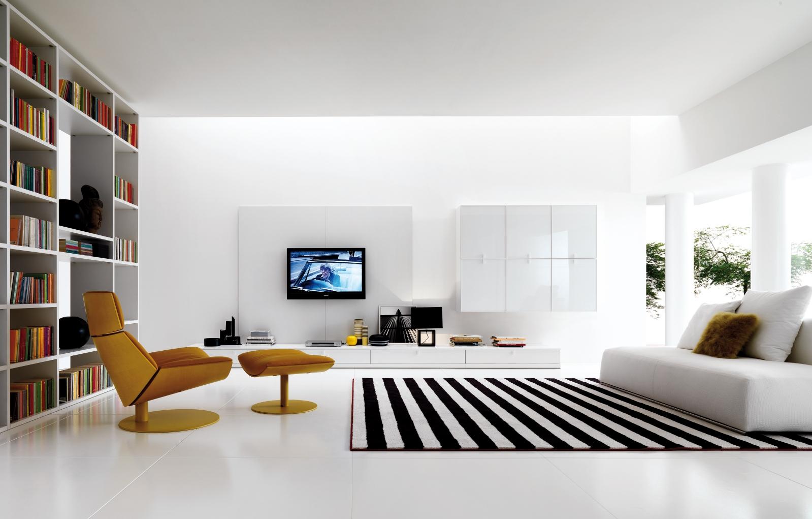 mlito 客厅电视墙装修设计