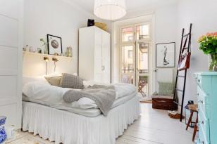 舒适与简约并续的北欧公寓
