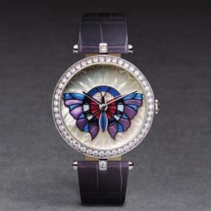 梵克雅宝手表图片 梵克雅宝Jewelry and Watches高级珠宝腕表作品集