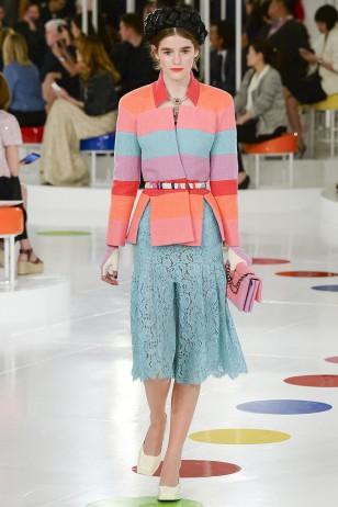 Chanel 2016度假系列时装发布会 韩国时尚之旅