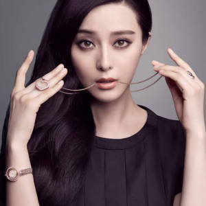 萧邦Chopard全球代言人2015珠宝配饰广告大片