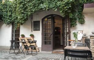 乌克兰Vynograd咖啡红酒馆