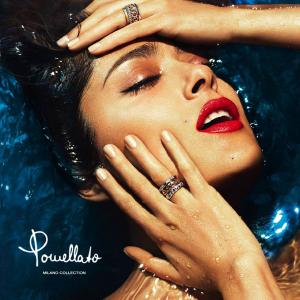 意大利珠宝POMELLATO宝曼兰朵2015全新Milano系列艺术广告